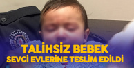 Adana'da Korkunç Olay! 8 Aylık Bebeği Sokağa Bırakıp Kaçtılar