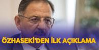 AK Parti Ankara Büyükşehir Belediye Başkan Adayı Özhaseki'den ilk Açıklama