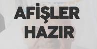 AK Parti'nin İstanbul Büyükşehir Belediye Başkan Adayı için Afişler Hazır!