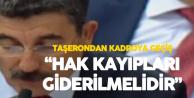 Ayhan Erel'den TBMM'de Maaş ve Kadro Çıkışı: Mağduriyet Giderilsin