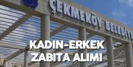 Çekmeköy Belediye Başkanlığı Kadın-Erkek Zabıta Memuru Alımı Başvuru Şartları ve Tarihleri