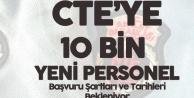 CTE 10 Bin Personel Alımı Tarihleri ve Şartları Bekleniyor - Adalet Bakanlığı Son Gelişmeler
