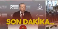 Cumhurbaşkanı Erdoğan'dan Sancaktepe'deki Askeri Helikopter Kazasıyla İlgili Açıklama