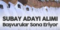 Deniz Kuvvetlerine Subay Adayı Öğrenci Alımı Başvuruları Sona Eriyor