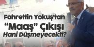 Fahrettin Yokuş'tan Emekli Maaşları Çıkışı : Hani Düşmeyecekti?