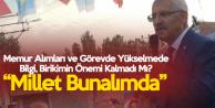 Fahrettin Yokuş'tan 'Torpil' Çıkışı: Memur Olmak veya Bir Yerlere Gelmek için...
