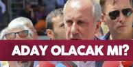 İnce'den Açıklama Geldi : Muharrem İnce İstanbul Büyükşehir Belediye Başkan Adayı Olacak Mı?