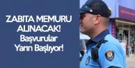 İstanbul'da Yeni Zabıta Memuru Alımı Başvuruları Yarın Başlayacak