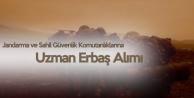 Jandarma ve Sahil Güvenlik Komutanlılarına İlkokul Mezunu Uzman Erbaş Alımına Yoğun İlgi