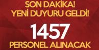 Jandarma ve Sahil Güvenlik Komutanlıklarına 1457 Personel Alınacak (Duyuru DPB'de de Yayımlandı)
