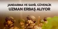 Jandarma ve Sahil Güvenlik Komutanlıklarına Uzman Erbaş Alımı için Ön Başvurular Sürüyor