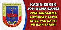 JÖH Olma Fırsatı: Yeni Jandarma Alımında Yaş ve KPSS Şartı ile İlan Tarihi