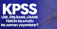 KPSS Ortaöğretim, Önlisans, Lisans Memur Atama Tercih Kılavuzu için Bekleyiş Sona Eriyor