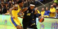 Maccabi FOX-Fenerbahçe Maçına Obradovic'in Fırçası Damga Vurdu