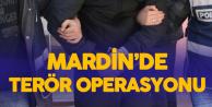 Mardin'de Bölücü Teröristlere Şok Baskın! 36 Gözaltı