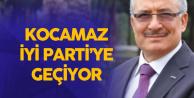 Mersin Büyükşehir Belediye Başkanı Burhanettin Kocamaz İYİ Parti'ye Geçiyor