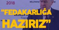MHP Genel Başkanı: Her Türlü Fedakarlığı Seve Seve Yaparız