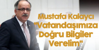 Mustafa Kalaycı: EYT, Asgari Ücret, 3600 Ek Gösterge Konuları Suistimal Ediliyor