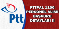 PTTPAL 1100 Güvenlik ve Operatör Görevlisi Alımı Son Başvuru: 15 Aralık 2018