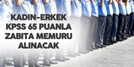 Şırnak Belediyesi'ne Zabıta Memuru Alınacak - Başvurular Yarın Başlıyor