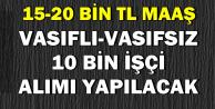 15-20 Bin TL Maaşla Almanya'ya 10 Bin Vasıflı-Vasıfsız İşçi Alımı (OBM Türkiye 2018 Form)