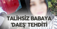 15 Yaşındaki Kızı Kaçırılan Babaya 'DAEŞ' Tehditi