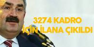 3274 Kadro İçin İlana Çıkıldı, 2 Bin 504 Engelli Ataması da Yolda