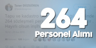 Açıklama Geldi: Tapuya 264 Sözleşmeli Personel Alınacak!