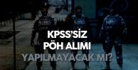 Adaylar, KPSS'siz Kadın-Erkek PÖH Alımı Müjdesi Bekliyor