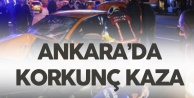 Ankara Sıhhiye'de Korkunç Kaza: 3 Yaralı