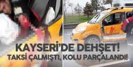Çarşı İzninde Taksi Çalan 2 Er, Ortalığı Karıştırdı