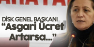 Çerkezoğlu'ndan Flaş 2019 Asgari Ücret Açıklaması: Asgari Ücret Eğer Artarsa...
