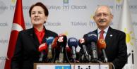 CHP ve İYİ Parti Anlaşmaya Vardı: İşte Anlaşmaya Varılan Şehirler