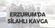 Erzurum'da Ortalık Karıştı: 4 Yaralı