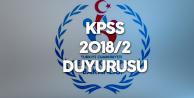 Gençlik ve Spor Bakanlığı'ndan KPSS 2018/2 ile Atanan Adayları İlgilendiren Önemli Duyuru