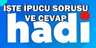 Hadi 1 Aralık İpucu Sorusu: Beşiktaş Galatasaray Derbisinin Hakemi Kim? İşte Cevap