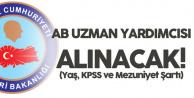 İçişleri Bakanlığı AB Uzman Yardımcısı Alımı Başvuruları 17 Aralık'ta Başlayacak (Mezuniyet, KPSS ve Yaş Şartı)