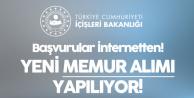 İçişleri Bakanlığı ve Siirt Üniversitesi'ne Yeni Memur Alımları Yapılacak