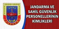 Jandarma ve Sahil Güvenlik Personellerinin Kimlikleri Resmi Gazete'de