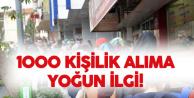 Kahramanmaraş'ta 1000 Personel Alımı için Başvuru Kuyruğu