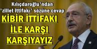 Kılıçdaroğlu'ndan Açıklama: Kibir İttifakı ile Karşı Karşıyayız