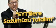 Lütfü Türkkan: Emeklilikte Yaşa Takılanlara Sözümüz Var