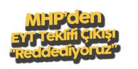 MHP'li Akçay'dan İYİ Parti'ye 'Emeklilikte Yaşa Takılanlar' Çıkışı: Reddediyoruz