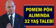 POMEM-PÖH Alımında Yaş 32 Olsun Kampanyası: Umut Bakan Soylu