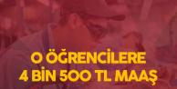 Protokol İmzalandı: Öğrencilere 4 Bin 500 TL Destek!