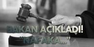 'Süresiz Nafaka Uygulaması Kalkacak mı?' Sorusuna Adalet Bakanı'ndan Yanıt Geldi