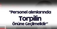 Tanju Özcan : DİB Personel Alımı ve Görevde Yükselme Sınavlarında Torpil Engellenmelidir