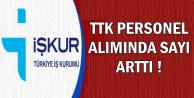 TTK Personel Alımında Sayı Arttı