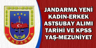 Yeni Astsubay Alımı Jandarma'ya-İşte İlan Tarihi ve KPSS-Yaş-Mezuniyet Şartı