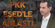 YPG Esed'i Türkiye'ye Karşı Davet Etti, Esed Geç Kalmadı